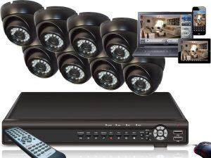 IT Services - CCTV Setup Services
